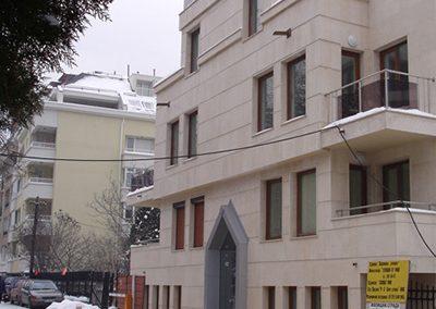 Жилищна сграда в кв.Лозенец